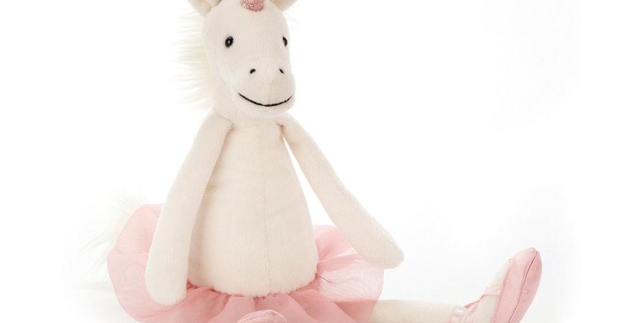 Jellycat Dancing Darcey Unicorn  Style Code DD6U