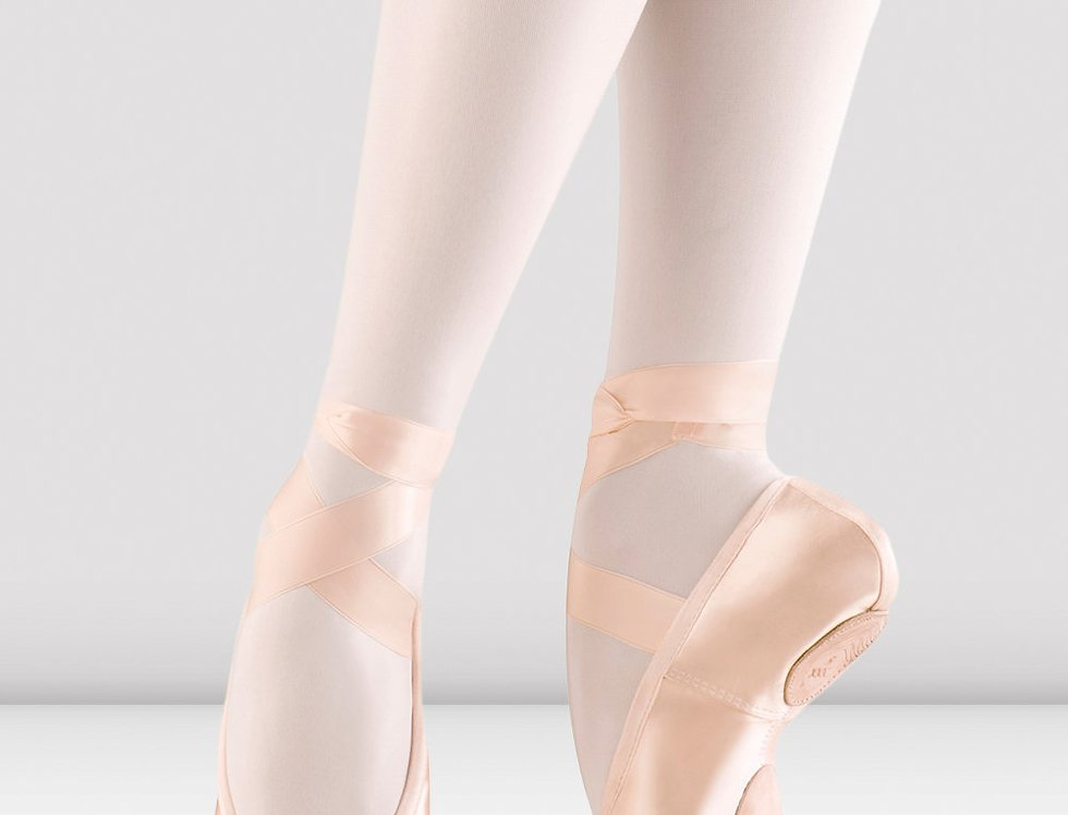 Bloch Eurostretch Pointe Shoes Style Code S0172L