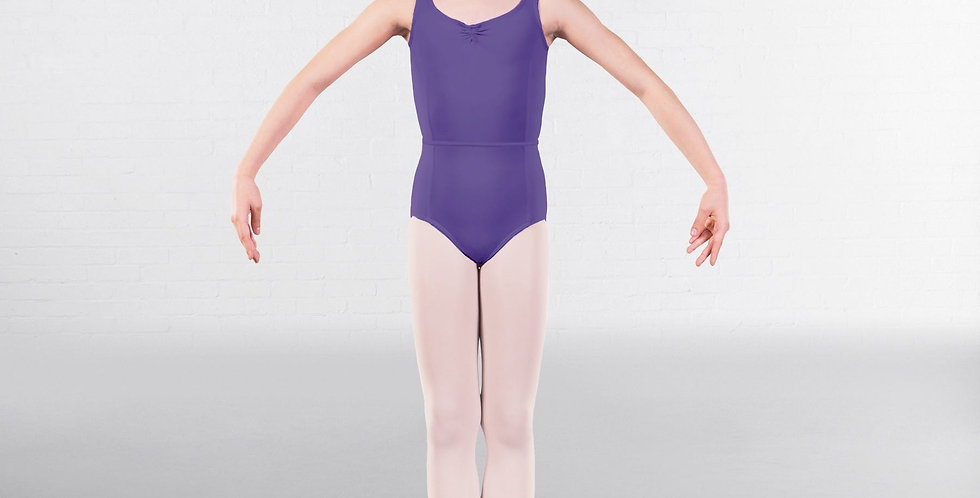 IDS RAD Approved Tank Style Sleeveless Leotard  Style Code RAD002 Anna