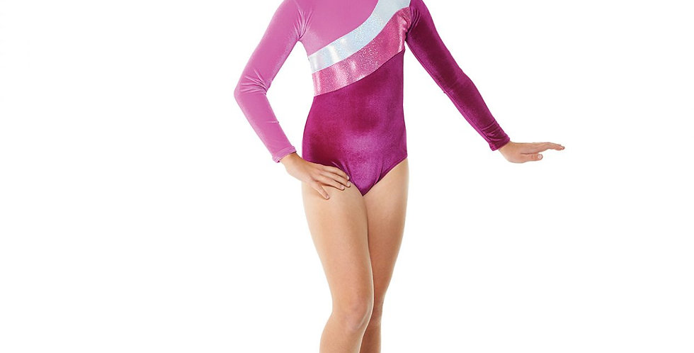 Tappers and Pointers Gymnastic Leotard Style Code Gym 16