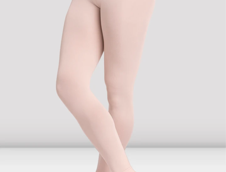 Bloch Endura Footless Tights Style Code T0940L