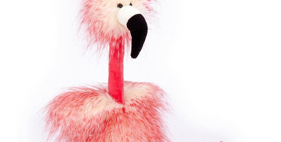 Jellycat Flora Flamingo Style Code FLA2F