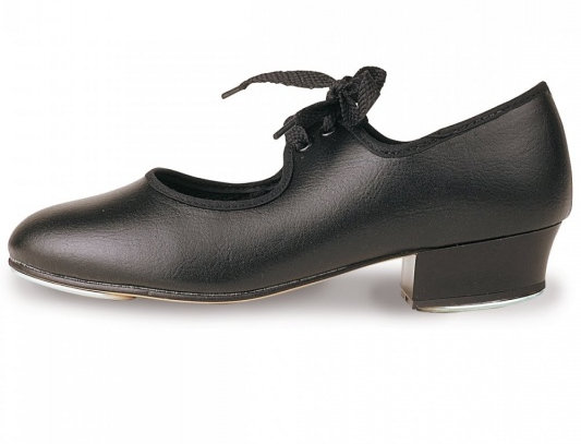 Roch Valley Low Heel PU Tap Shoes Style Code LHPB
