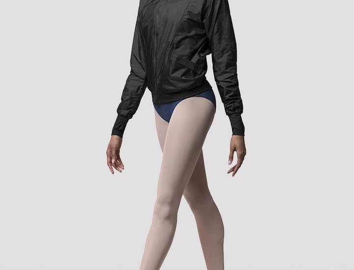 Bloch Mirella Adults High Neck Rip Stop Jacket Style Code M7043L