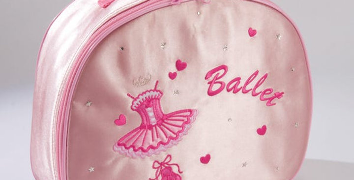 Katz Satin Ballet Soft Vanity Case   Style Code HB-8A20