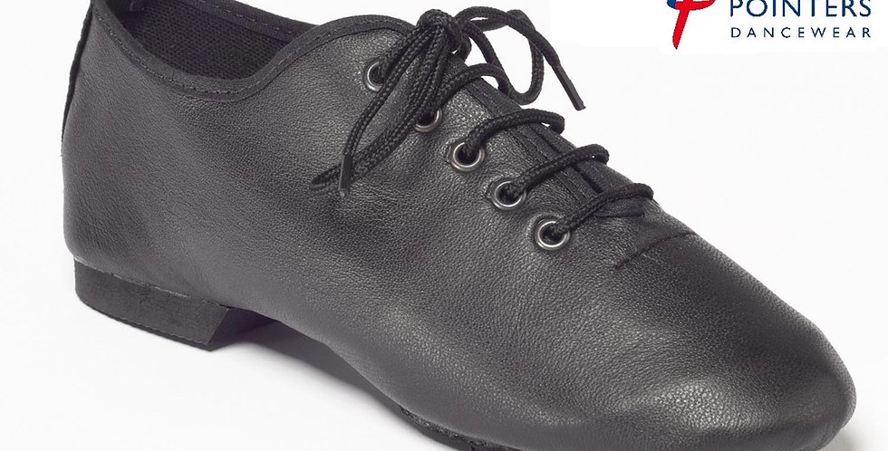 Tappers and Pointers Childrens Split Sole Jazz Shoes Style Code SS/JAZZ