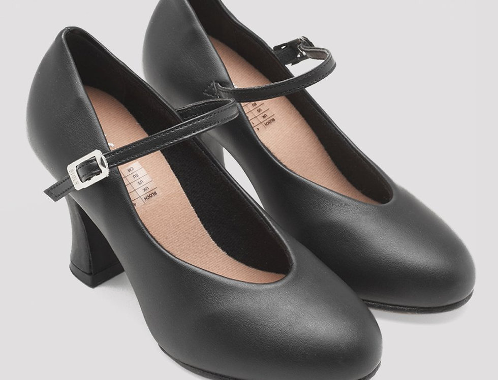 Bloch Broadway-Hi Character Shoes     Style Code S0377L
