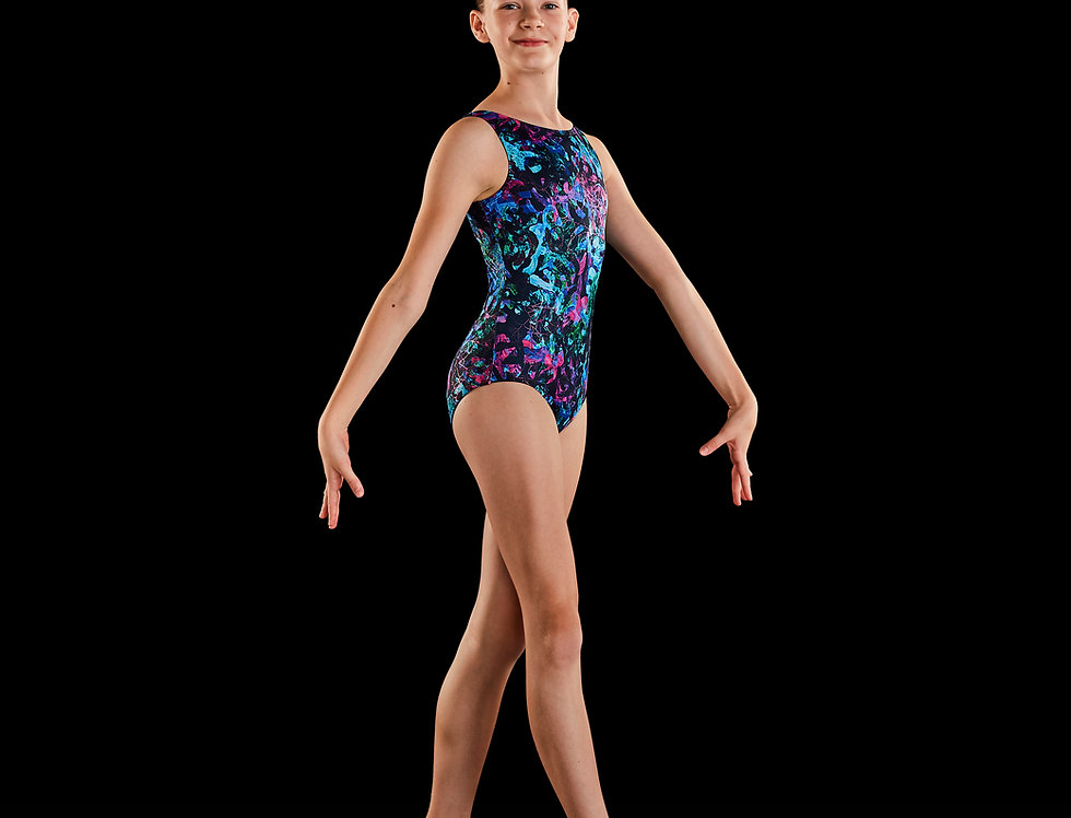 Bloch Childrens Gymnastic Leotard   Style Code GB175C