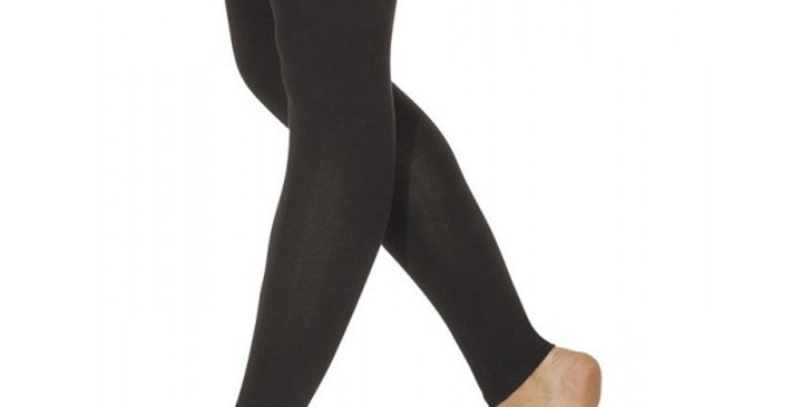Tappers and Pointers Cotton Lycra Footless Leggings  Style Code C/L Footless