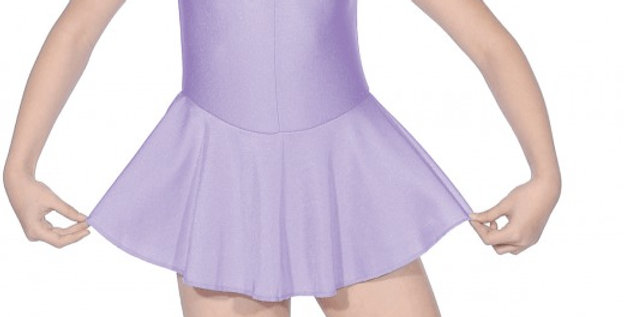 Tappers and Pointers Junior Skirted Leotard   Style Code Junior Lilac