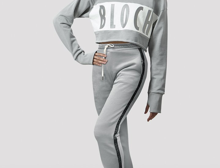 Bloch Adults High Waist logo Trackpant Style Code  FP5221
