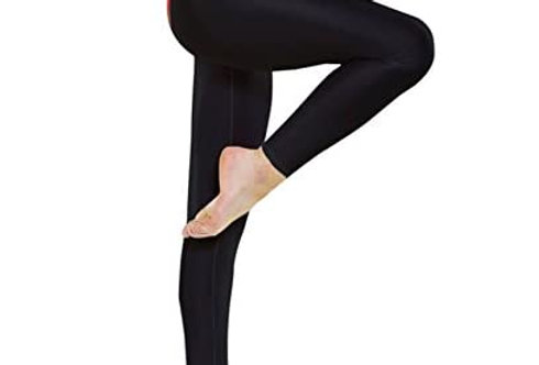 Tappers and Pointers Footless Leggings  Style Code N/L Footless
