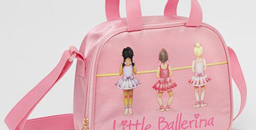 Little Ballerina Satin Shoulder Bag Style Code ZB002