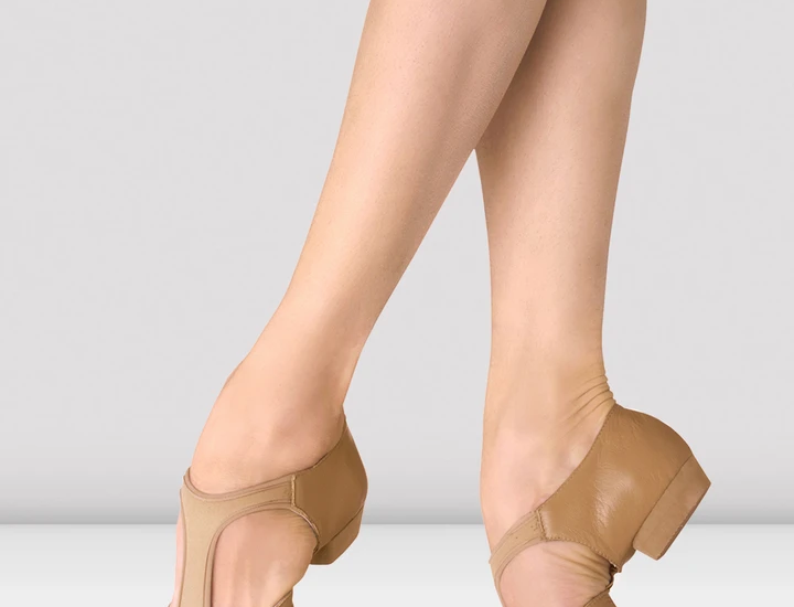 Bloch Elastosplit Grecian Teaching Shoes  Style Code ES0410L