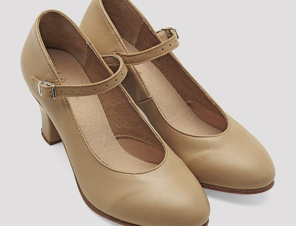 Bloch Cabaret Character Shoes    Style Code S0306L