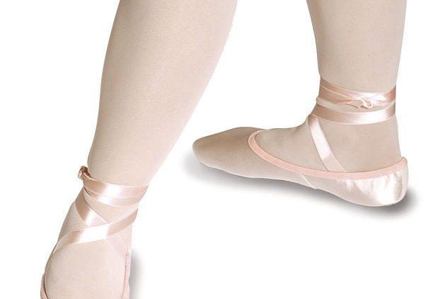 Freed Aspire Adult Satin Ballet Shoe Style Code CA-Aspire / A-Aspire Satin