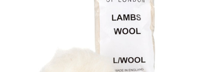 Freed Lambs Wool 25g Bag   Style Code L/Wool