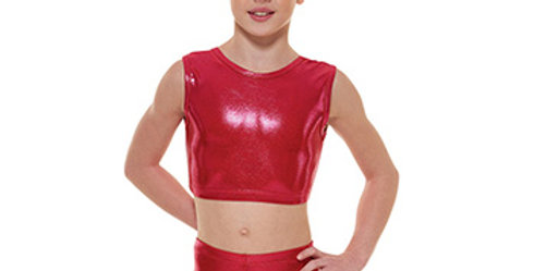 Tappers and Pointers Shine Crop Top  Style Code Shine Crop