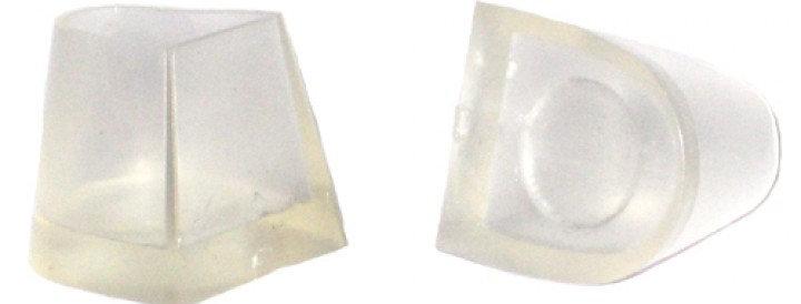 Freed Ballroom Shoe Heel Covers    Style Code Shield/H  USlim/H