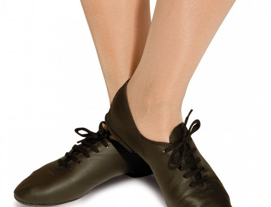 Roch Valley Leather Rubber Sole Jazz Shoes Style Code AJSR