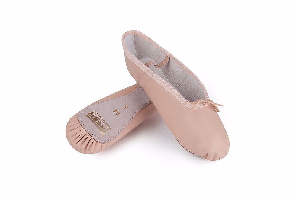 Freed Aspire Leather Ballet Shoe  Adults  Style Code CA-Aspire/A-Aspire Leather