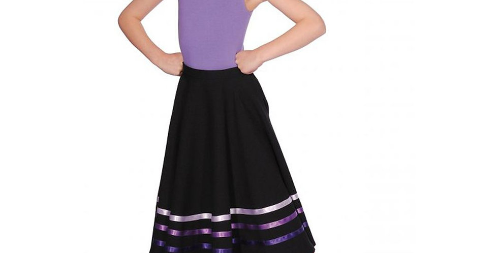 Roch Valley Character Skirt Style Code CHSKIRT Purple Ribbons
