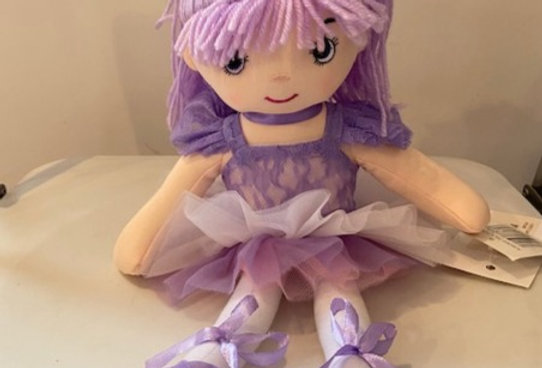IDS Ballerina Doll  Style Code UG572 Doll