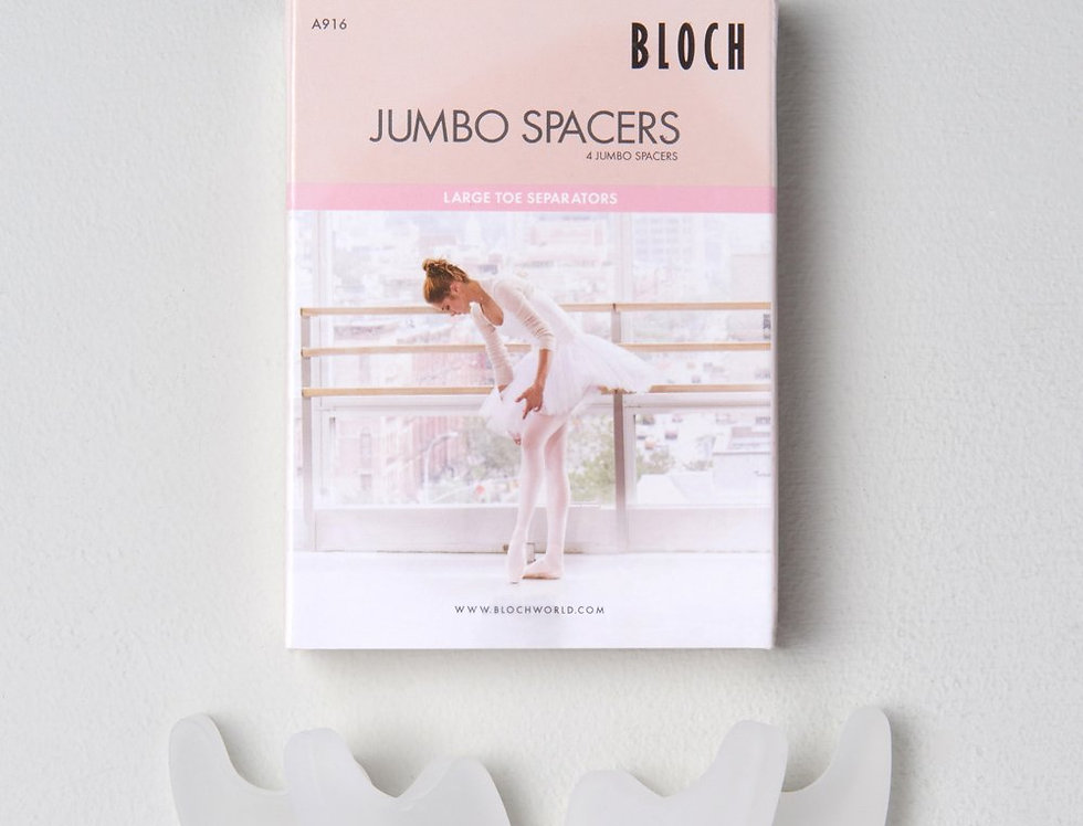Bloch Jumbo Spacer    Style Code A916