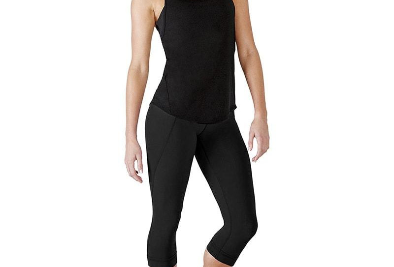 Bloch  Open Mesh Panelled Racer Back Tank Top Style Code FT5021