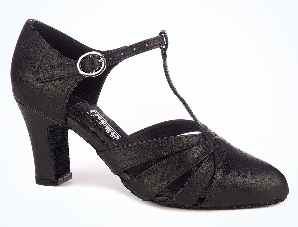 Freed Havana Ballroom Shoes    Style Code  Havana