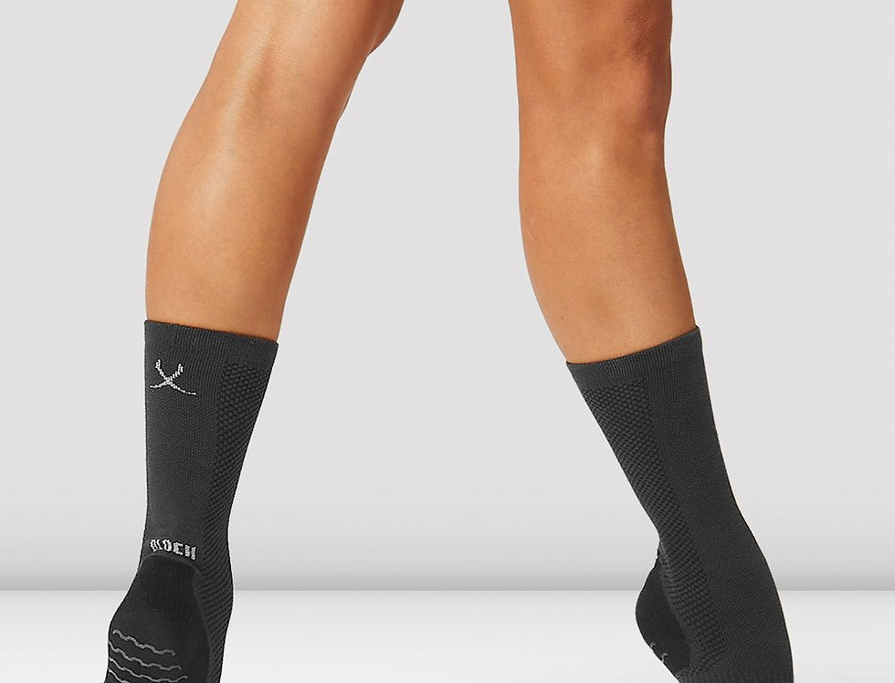 Bloch Blochsox Style Code A1000 Charcoal