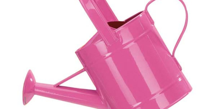 IDS Pink Watering Can Style Code C11