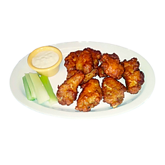 Hot Wings (10)
