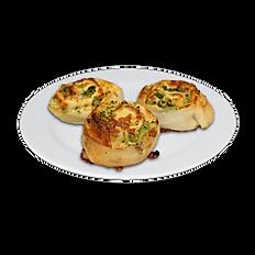 Garlic Knots (6)