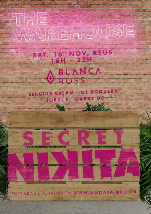 Secret Nikita Poster