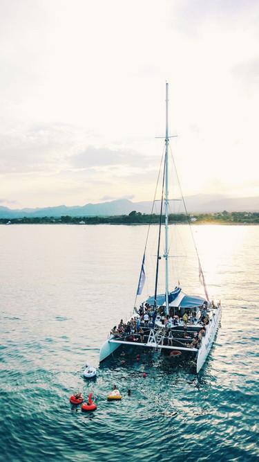 nikita boat party