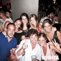 Nikita Salou friends