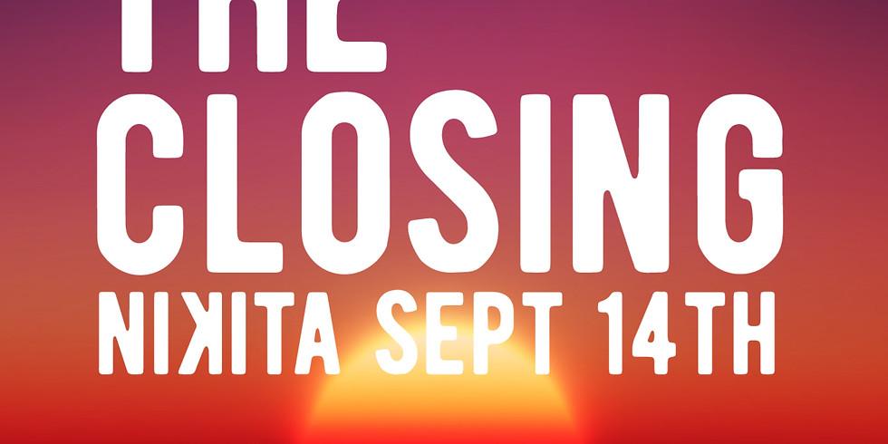 The Closing @NikitaSalou