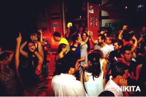 Nikita Salou party