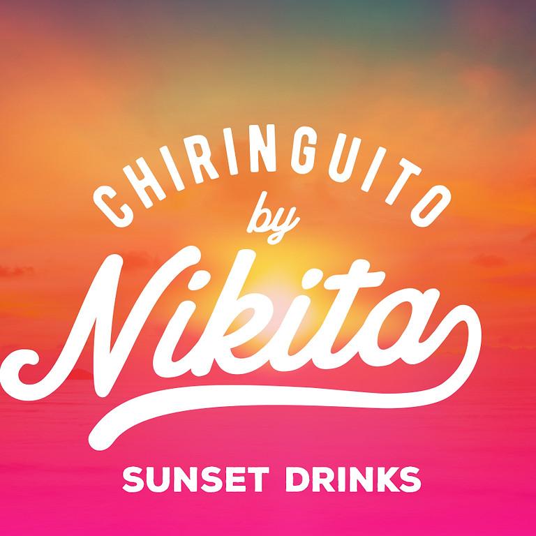 Secret Sunset Drinks by Nikita