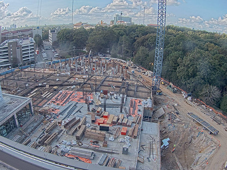Construction Update - 10/23/2020