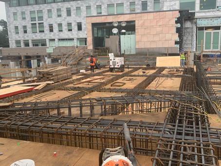 Construction Update - 9/11/2020