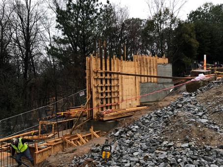 Construction Update - 2/21/2020