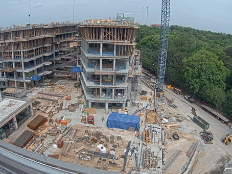 Construction Update - 4/30/21