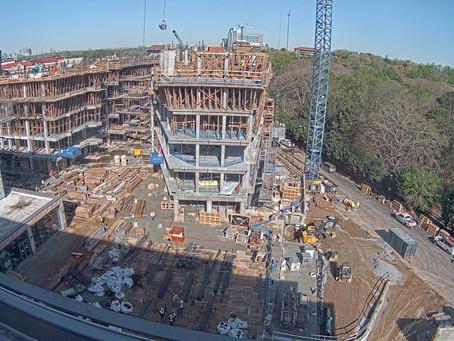 Construction Update - 4/2/2021