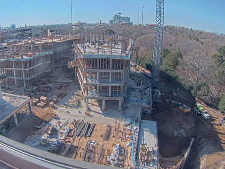 Construction Update - 3/5/2021