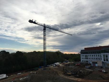 Construction Update - 4/3/2020