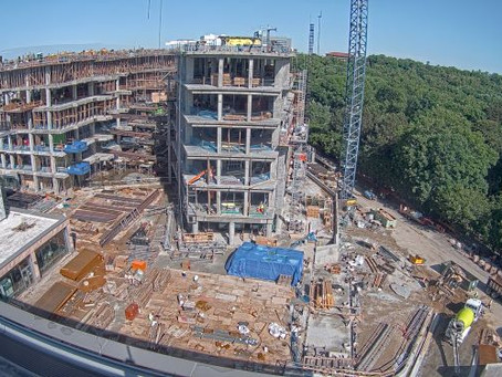 Construction Update - 5/14/21