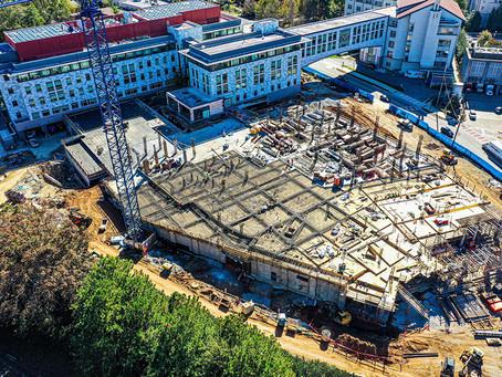 Construction Update - 11/20/2020