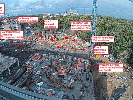 Construction Update - 10/30/2020